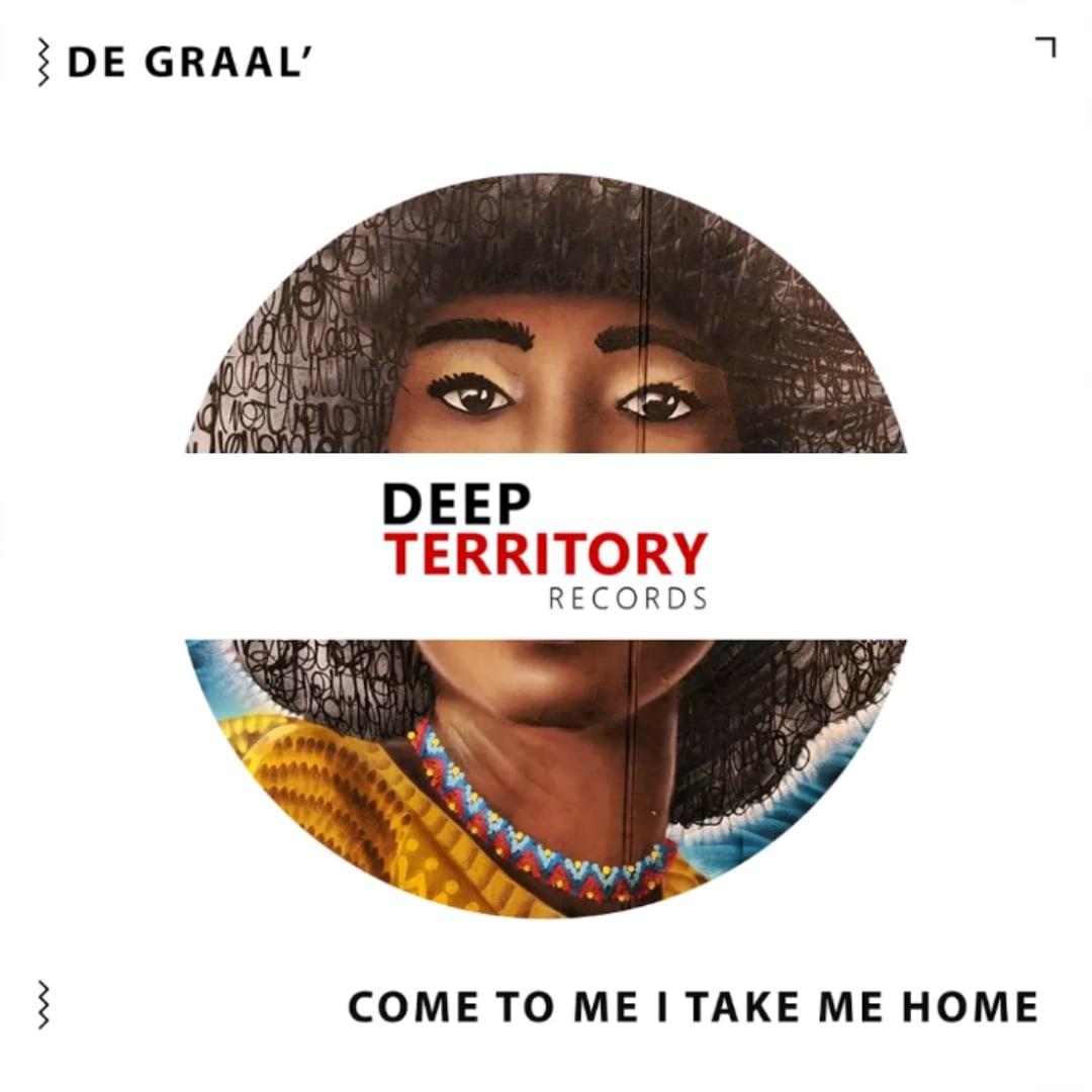 De Graal' - Take Me Home (original Mix) on Revolution Radio