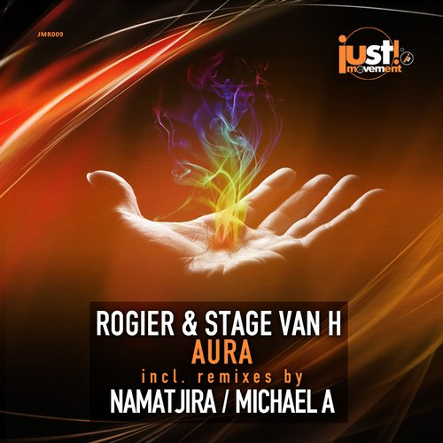 Rogier And Stage Van H - Aura (namatjira Remix) on Revolution Radio