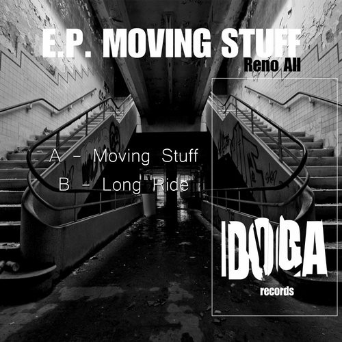 Reno Allen - Moving Stuff (original Mix) on Revolution Radio