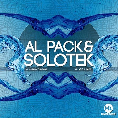 Al Pack And Solotek - Dolphin Friendly (original Mix) on Revolution Radio