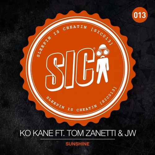 Jw, Tom Zanetti, Ko Kane - Sunshine (original Mix) on Revolution Radio