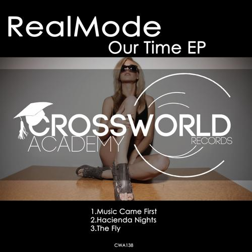 Realmode - Music Came First (original Mix) on Revolution Radio