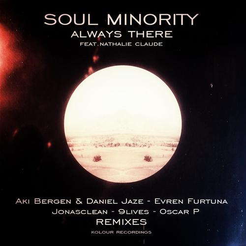 Soul Minority Ft. Nathalie Claude - Always There (Original Extended Mix) on Revolution Radio