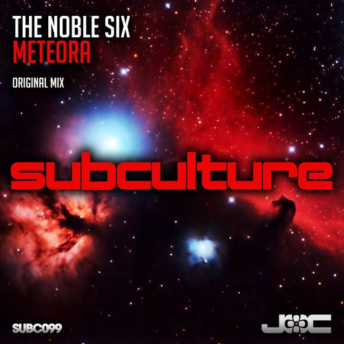 The Noble Six - Meteora (original Mix) on Revolution Radio