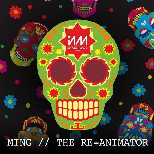 Ming - The Re-animator (original Mix) on Revolution Radio