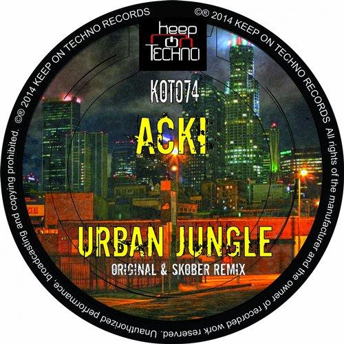 Acki - Urban Jungle (original Mix) on Revolution Radio