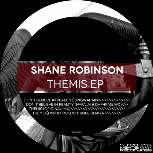 Shane Robinson - Themis (dmitry Molosh Remix) on Revolution Radio