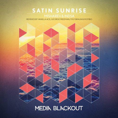 Misharev Feat. Indsa - Satin Sunrise (toly Braun Remix) on Revolution Radio