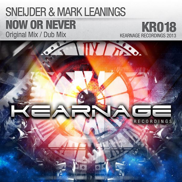 Sneijder And Mark Leanings - Now Or Never (original Mix) on Revolution Radio