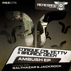Enrique Calvetty, Maurice Deek - Bang Bang (Original Mix) on Revolution Radio