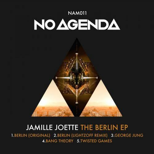 Jamille Joette - Berlin (lightzoff Remix) on Revolution Radio