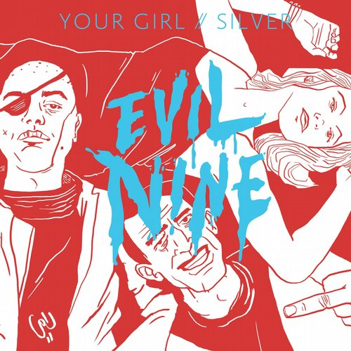 Evil Nine - Your Girl (original Mix) on Revolution Radio