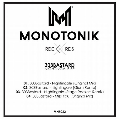 303bastard - Nightingale (original Mix) on Revolution Radio