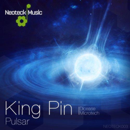 King Pin - Pulsar (microtech Remix) on Revolution Radio