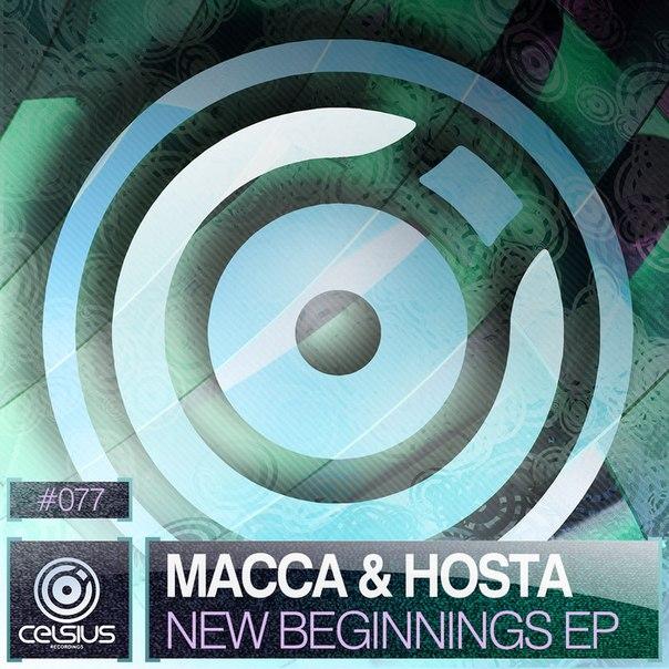 Macca, Hosta - New Begnnings(original Mix) on Revolution Radio
