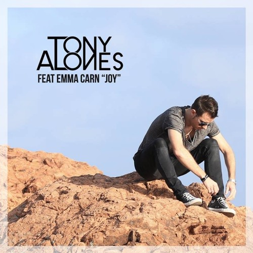 Tony Alones Feat. Emma Carn - Joy (original Mix) on Revolution Radio