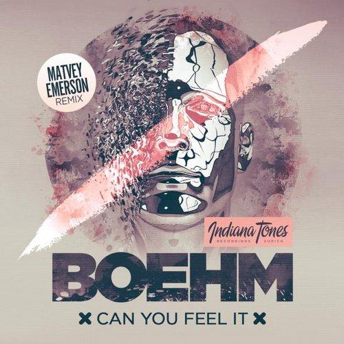 Boehm - Can Feel It (original Mix) on Revolution Radio
