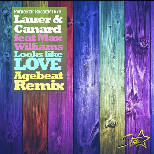 Lauer And Canard, Max Williams - It Looks Like Love (agebeat Remix) on Revolution Radio