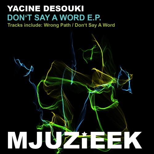 Yacine Dessouki - Wrong Path (original Mix) on Revolution Radio