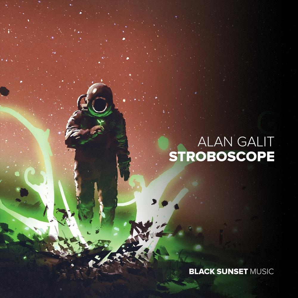 Alan Galit - Stroboscope (original Mix) on Revolution Radio