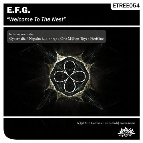E F G – Welcome To The Nest (one Million Toys Remix) on Revolution Radio