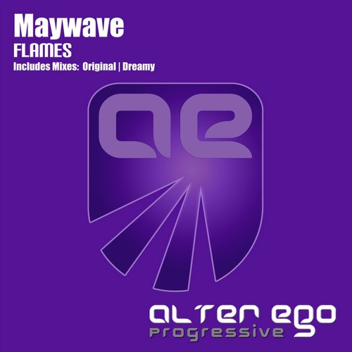 Maywave - Flames (original Mix) on Revolution Radio