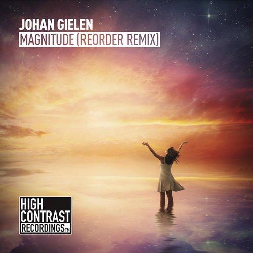 Johan Gielen - Magnitude (reorder Remix) on Revolution Radio
