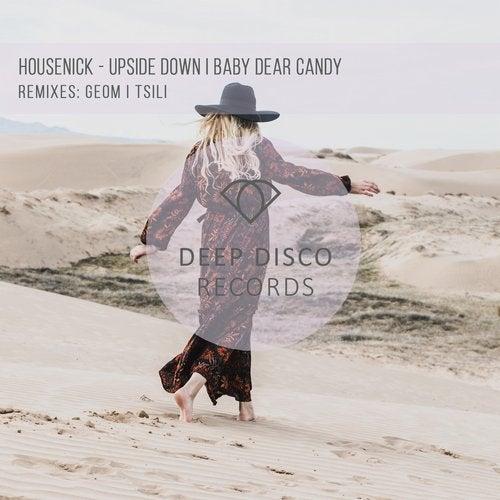 Housenick - Upside Down (original Mix) on Revolution Radio