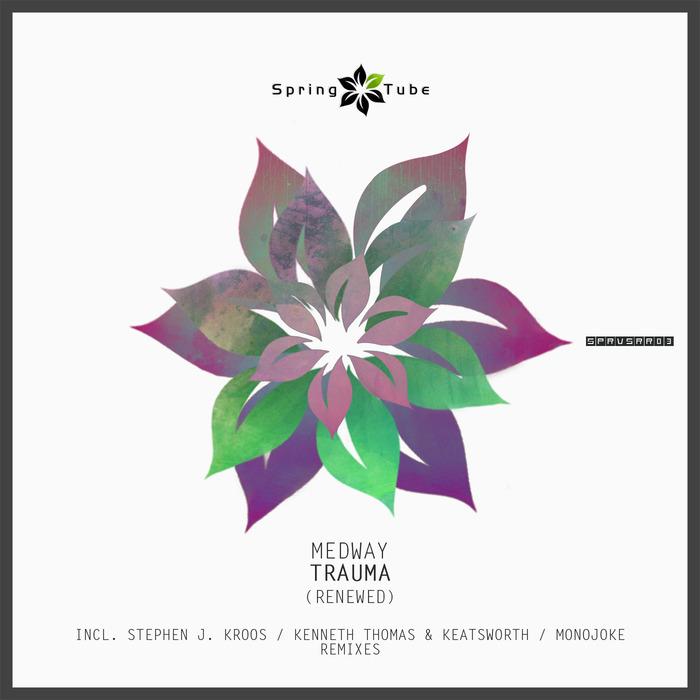 Medway - Trauma (stephen J. Kroos Remix) on Revolution Radio