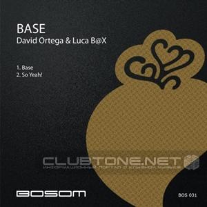 David Ortega, Luca B@x - So Yeah! (original Mix) on Revolution Radio