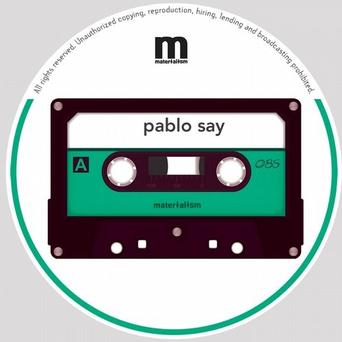 Pablo Say - B! (original Mix) on Revolution Radio