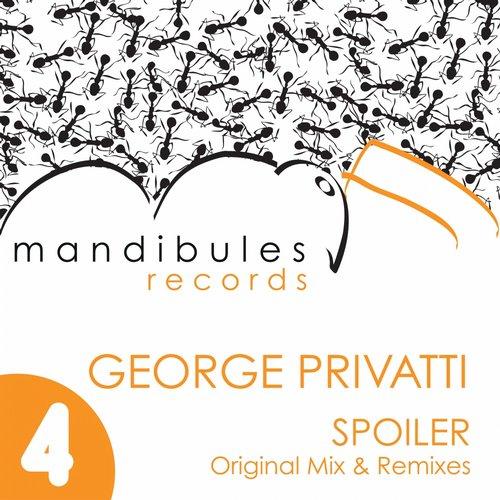 George Privatti - Spoiler (spartaque Remix) on Revolution Radio