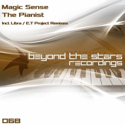Magic Sense - The Pianist (libra Remix) on Revolution Radio