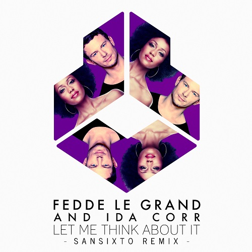 Fedde Le Grand And Ida Corr - Let Me Think About It (sansixto Remix) on Revolution Radio