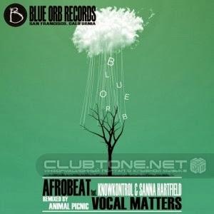 Afrobeat, Knowkontrol - Disorder (original Mix) on Revolution Radio