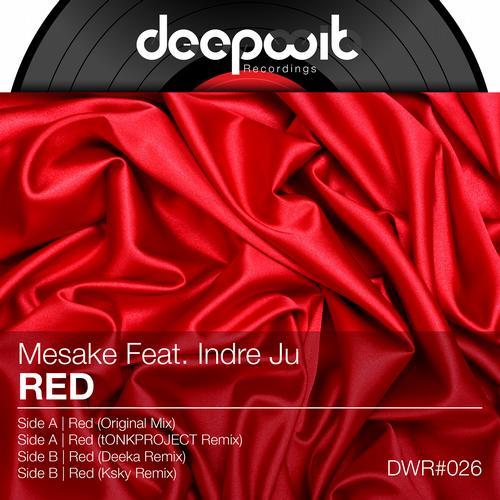Mesake, Indre Ju - Red (ksky Remix) on Revolution Radio
