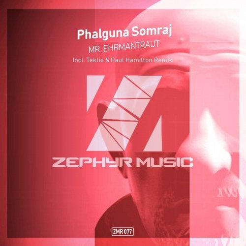 Phalguna Somraj - Mr. Ehrmantraut (teklix Remix) on Revolution Radio