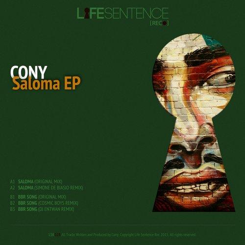 Cony - Bbr Song (dj Entwan Remix) on Revolution Radio