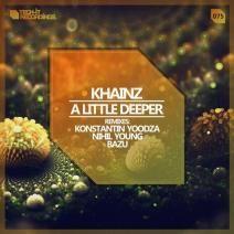Khainz - A Little Deeper (bazu Remix) on Revolution Radio