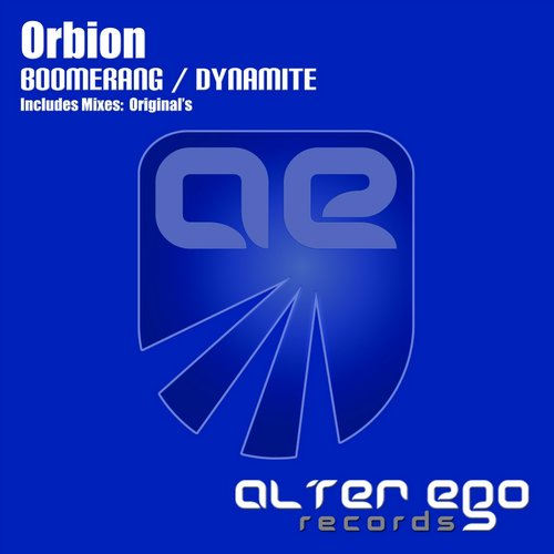 Orbion - Dynamite (original Mix) on Revolution Radio