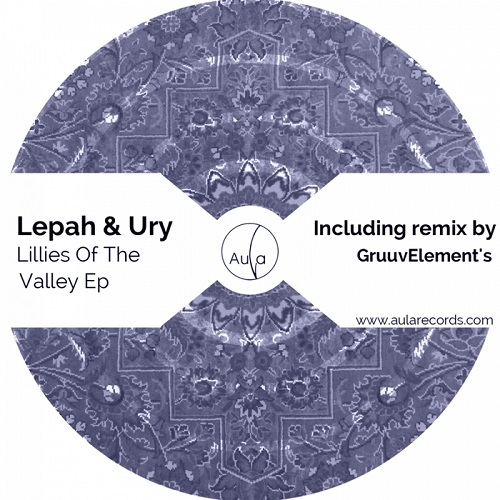 Lepah And Ury - Lilies Of The Valley (gruuvelement's Remix) on Revolution Radio