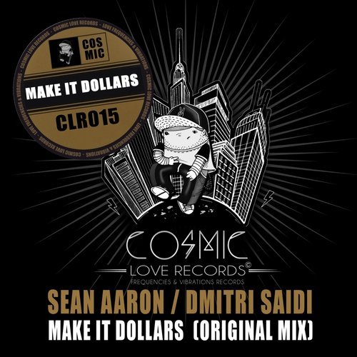 Sean Aaron, Dmitri Saidi – Make It Dollars (original Mix) on Revolution Radio