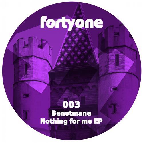 Benotmane - Nothing For Me (original Mix) on Revolution Radio