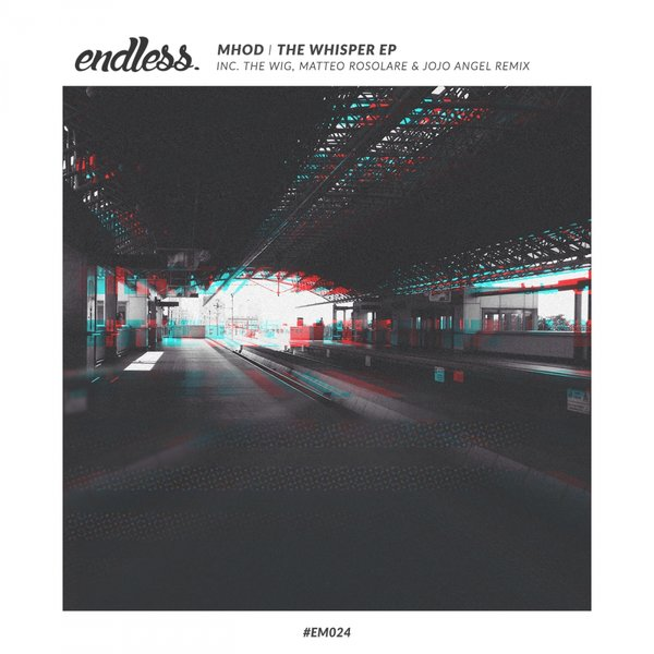 Mhod - The Whisper (original Mix) on Revolution Radio