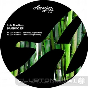 Luis Martinez – Bamboo (original Mix) on Revolution Radio