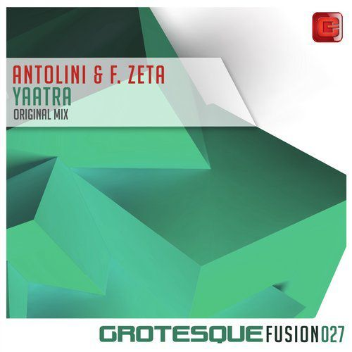 Luca Antolini And Francesco Zeta - Yaatra (original Mix) on Revolution Radio