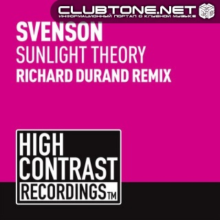 Svenson - Sunlight Theory (richard Durand Remix) on Revolution Radio