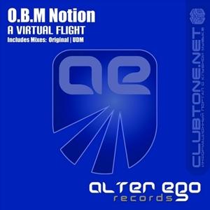 O.b.m Notion – A Virtual Flight (udm Remix) on Revolution Radio