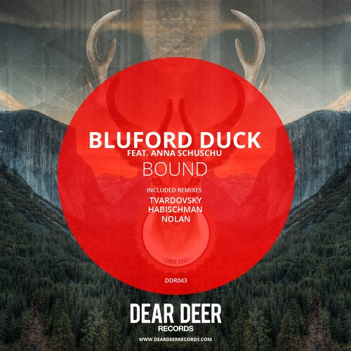 Bluford Duck, Anna Schuschu - Bound (nolan Remix) on Revolution Radio