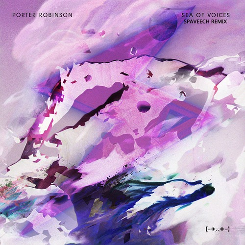 Porter Robinson - Sea Of Voices (spaveech Remix) on Revolution Radio
